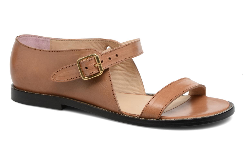 Zapatos de mujer baratos zapatos de mujer An Hour And A Shower Miso (Marrón) - Sandalias en Más cómodo