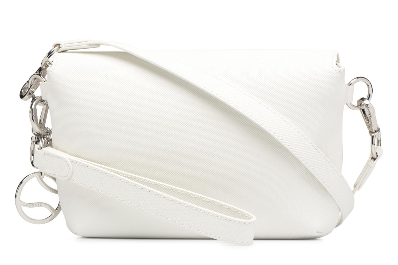 Sacs à main Lacoste DAILY CLASSIC Blanc vue face