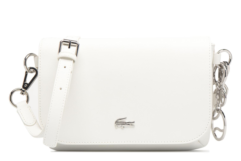 Sacs à main Lacoste DAILY CLASSIC Blanc vue détail/paire