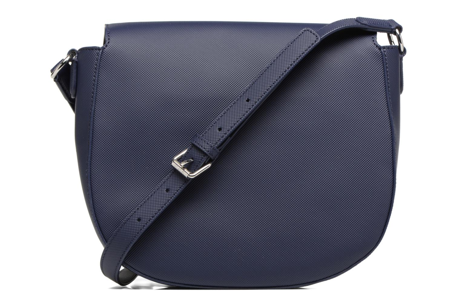 ROUND CROSSOVER BAG Peacoat