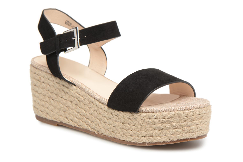 Grandes descuentos últimos zapatos I Love Shoes Blira (Negro) - Alpargatas Descuento