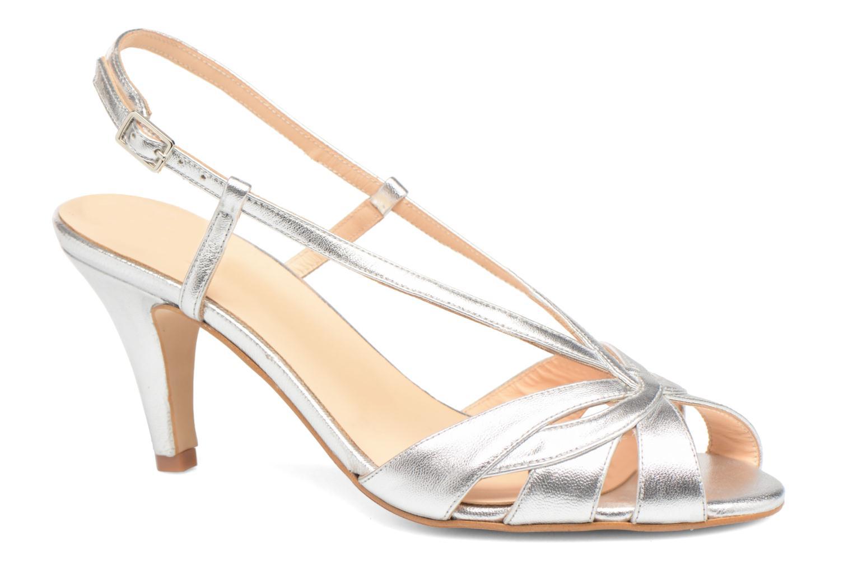 Los últimos zapatos de hombre y mujer - Georgia Rose Exquise (Plateado) - mujer Sandalias en Más cómodo 81c38e