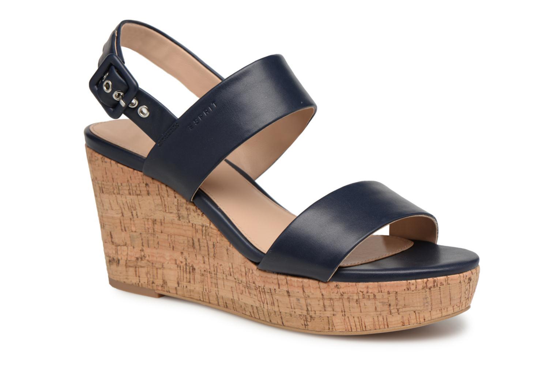 Grandes descuentos últimos zapatos Esprit Anna (Azul) - Sandalias Descuento