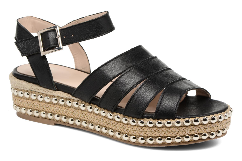 Zapatos promocionales Anaki NEVADA (Negro) - Sandalias   Zapatos de mujer baratos zapatos de mujer