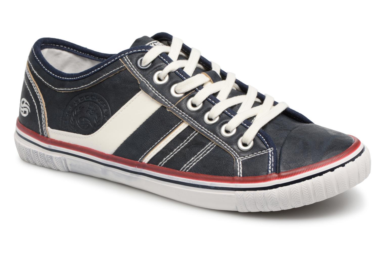 Banoit - Chaussures De Sport Pour Hommes / Bleu Dockers 33rM6TzId