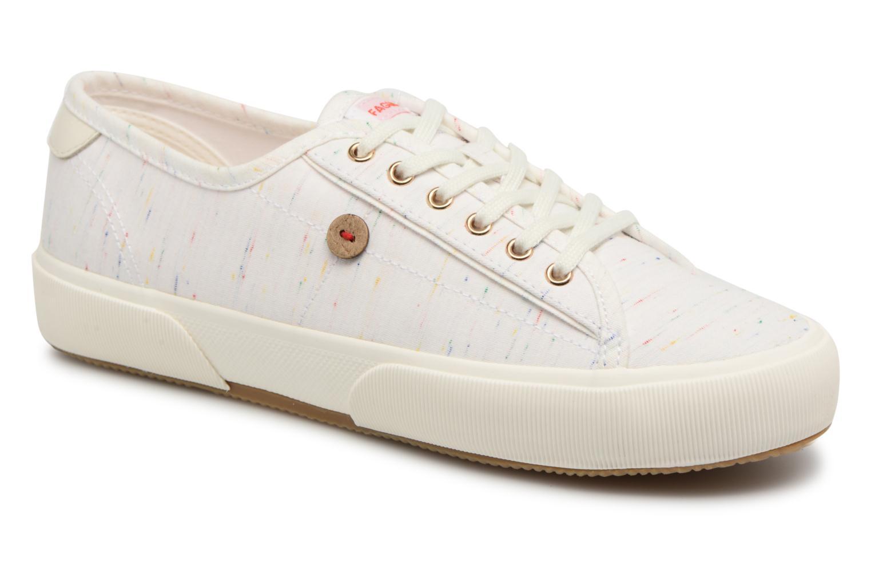 Grandes descuentos últimos zapatos Faguo Birch W Cotton (Blanco) - Deportivas Descuento