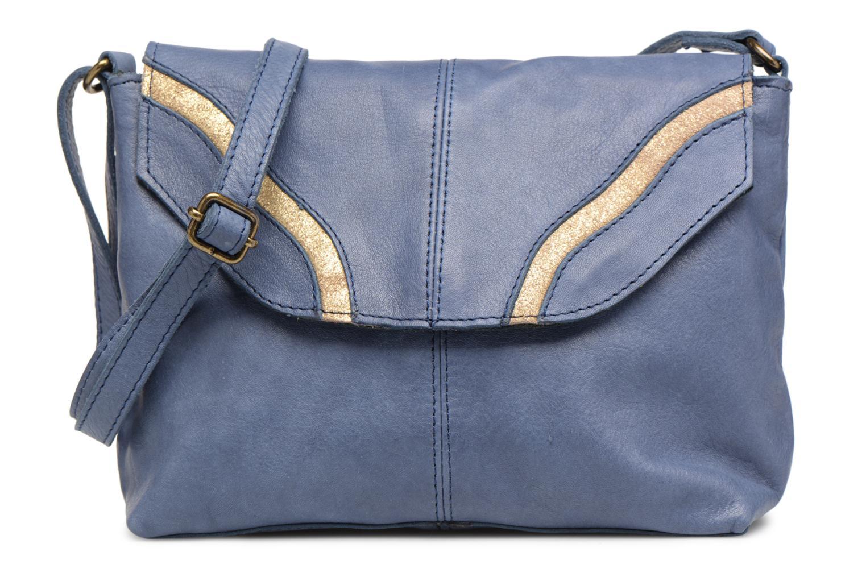 Sacs à main Pieces Imsa Leather Crossbody Bleu vue détail/paire