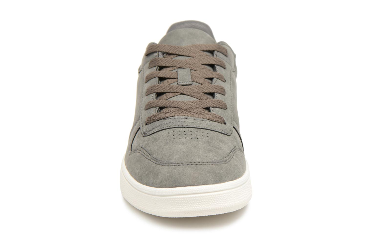 Trainers I Love Shoes Thodino Grey model view