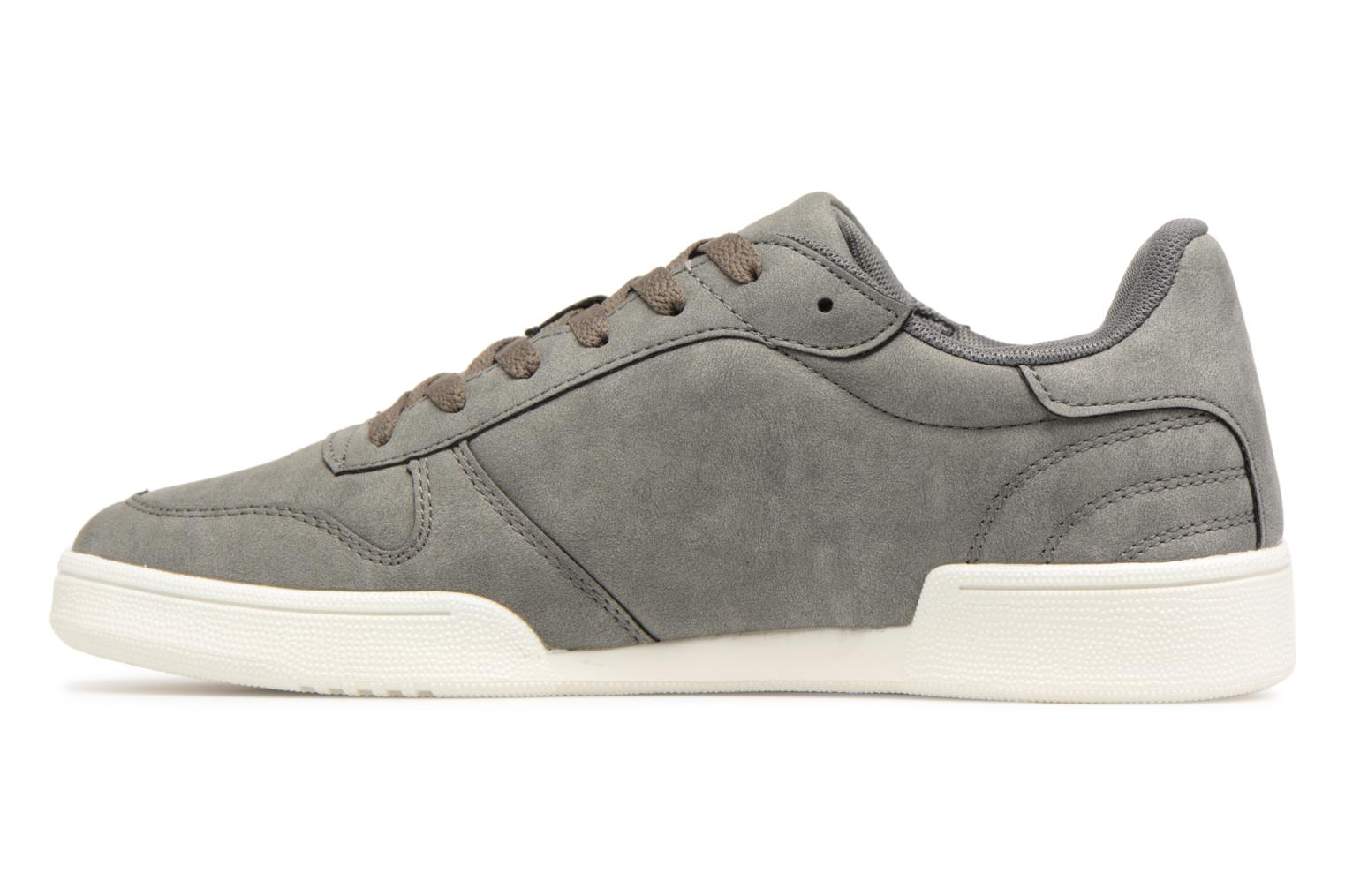 Trainers I Love Shoes Thodino Grey front view