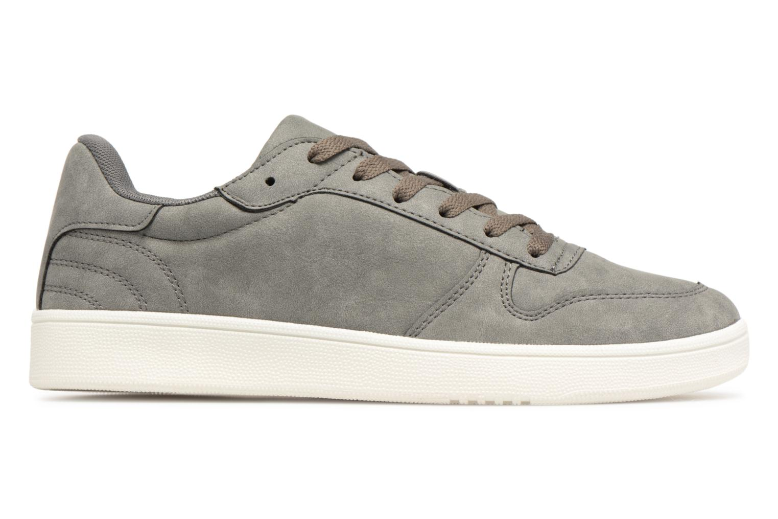 Trainers I Love Shoes Thodino Grey back view