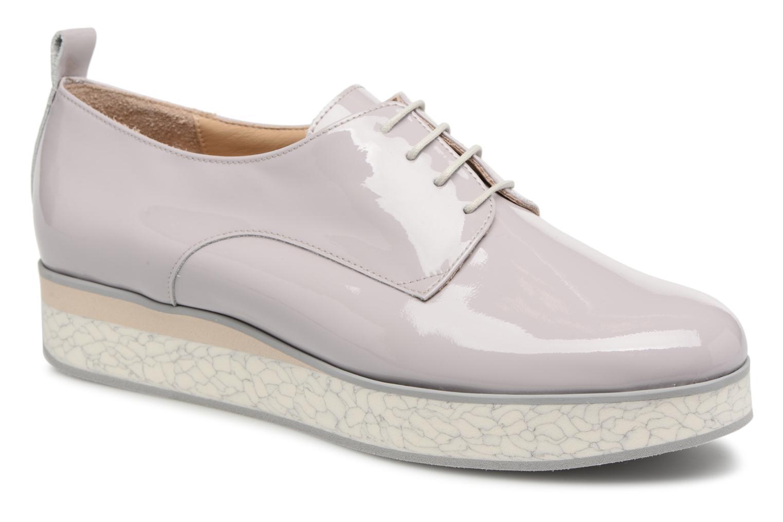 Zapatos promocionales MAURICE manufacture Jay version1 (Gris) - Zapatos con cordones   Descuento de la marca