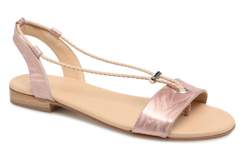 MAURICE manufacture Eddie - Version 3 (Rose) - Sandales et nu-pieds chez Sarenza (314784)