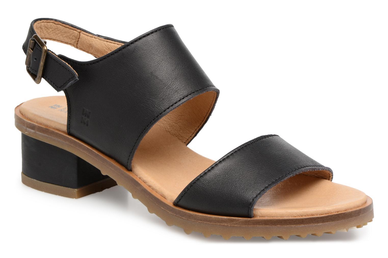 Grandes descuentos últimos zapatos El Naturalista Sabal N5010 (Negro) - Sandalias Descuento