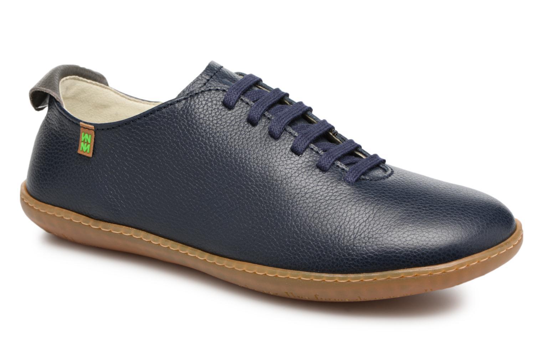 El Naturalista El viajero N296 (Bleu) - Chaussures à lacets chez Sarenza (314830)