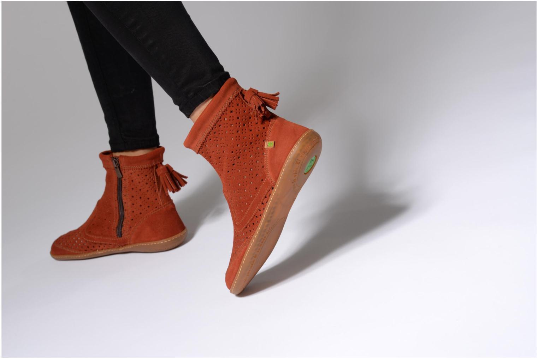 Boots en enkellaarsjes El Naturalista El Viajero N262 Bruin onder