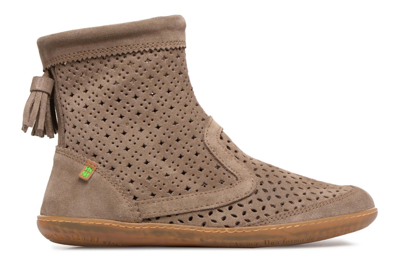 Boots en enkellaarsjes El Naturalista El Viajero N262 Bruin achterkant