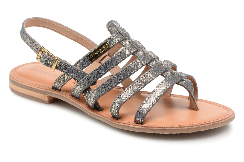 Zapatos promocionales Les Tropéziennes par M Belarbi Hariette (Azul) - Sandalias   Descuento de la marca