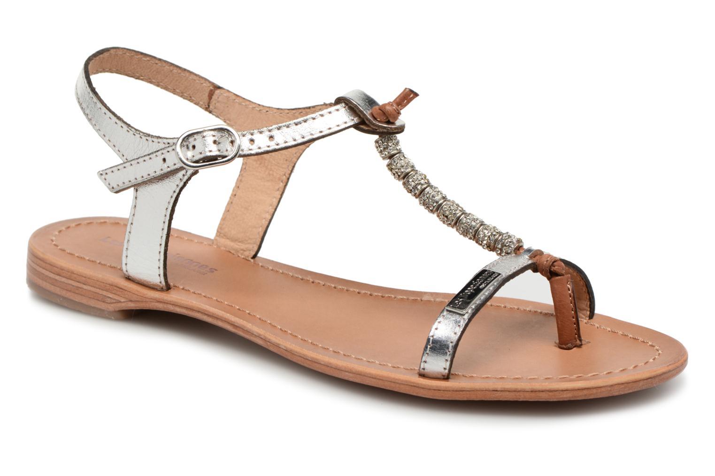 Zapatos promocionales Les Tropéziennes par M Belarbi Vahiné (Plateado) - Sandalias   Casual salvaje