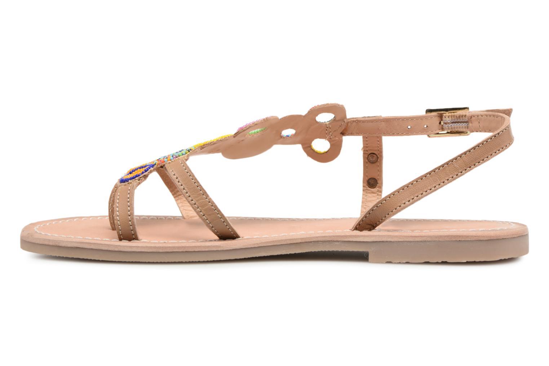 Grandes descuentos últimos zapatos Les Tropéziennes par M Belarbi Oups (Marrón) - Sandalias Descuento