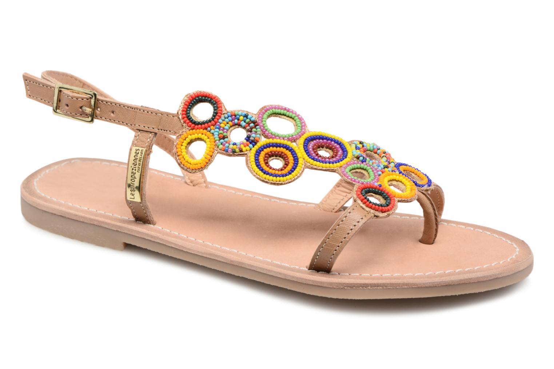 ZapatosLes Oups Tropéziennes par M Belarbi Oups ZapatosLes (Marrón) - Sandalias   Venta de liquidación de temporada 5d25b9