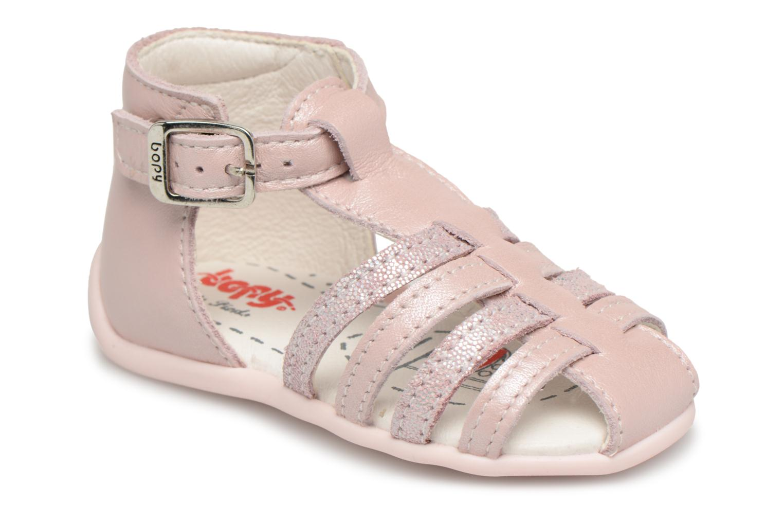 Bopy - Kinder - Panama - Sandalen - rosa IpISkmnDPP