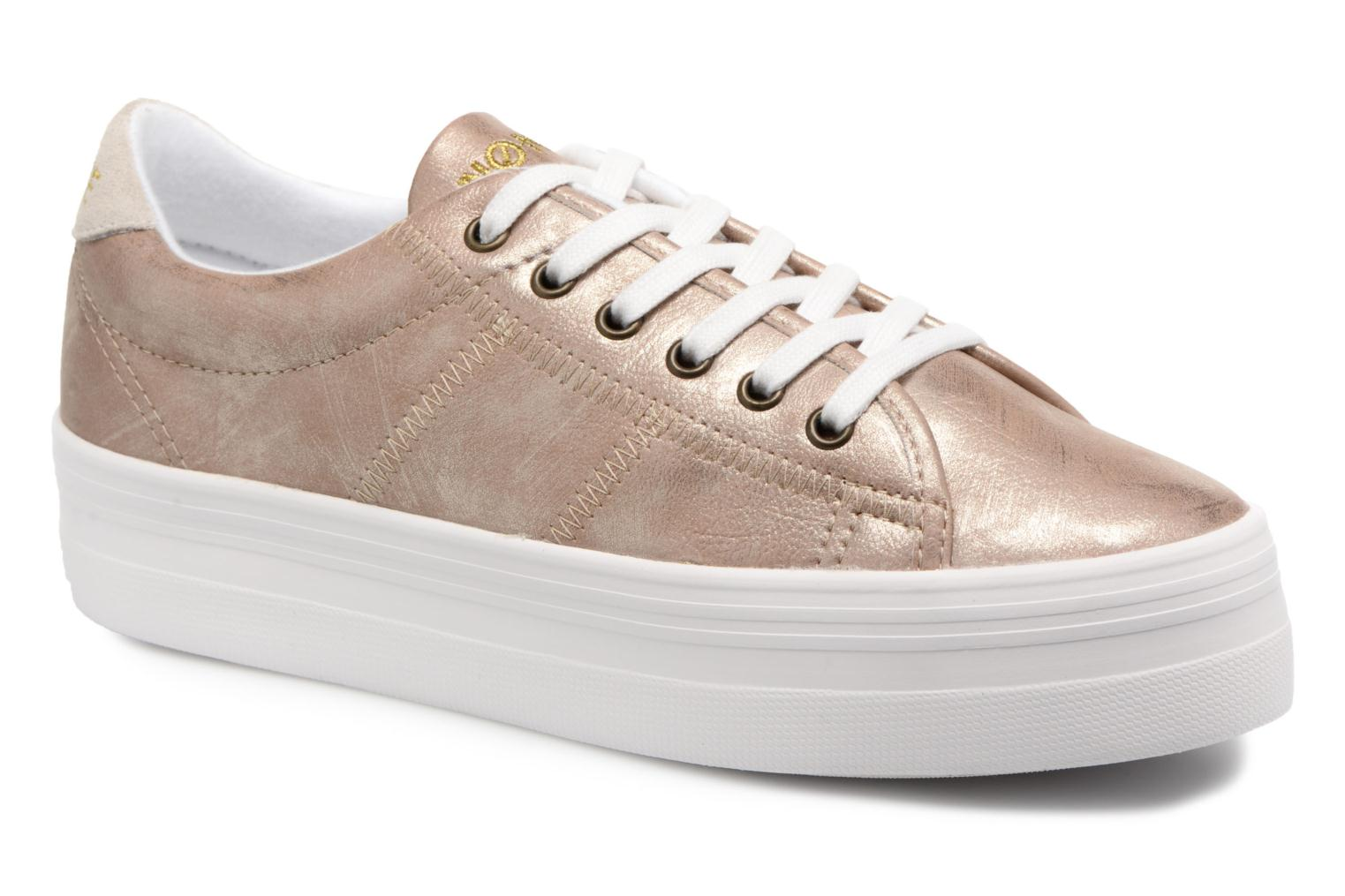 Sneakers No Name Plato Sneaker After Roze detail