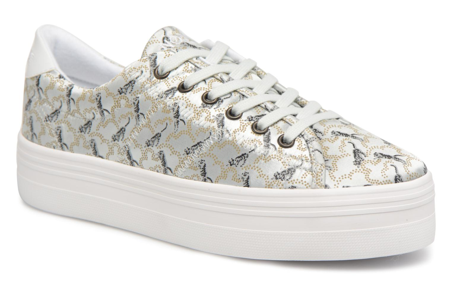Name No Tiger Plato Sneaker Print