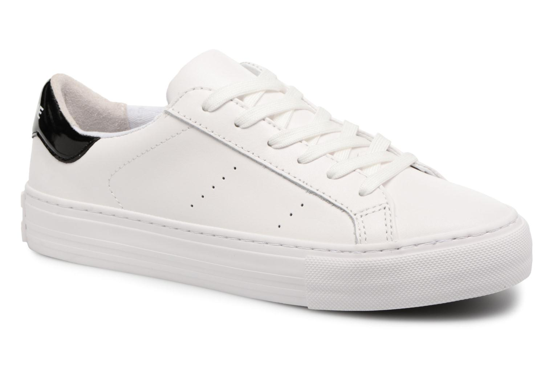 Arcade Sneaker Nappa White