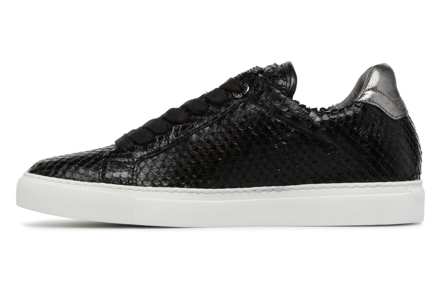 Trainers Zadig & Voltaire ZV1747 KEITH Black front view