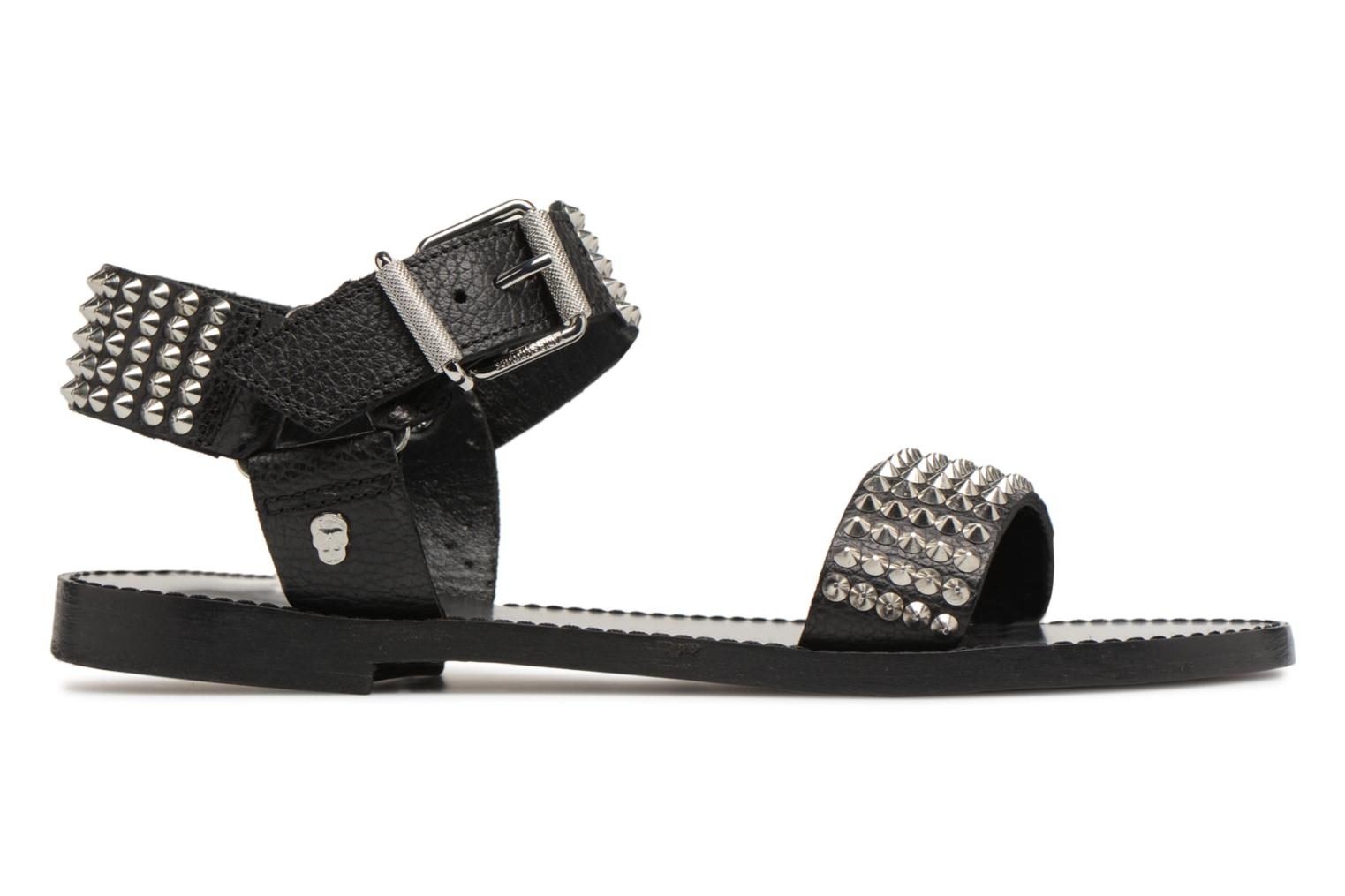 Sandals Zadig & Voltaire ROMAN Black back view