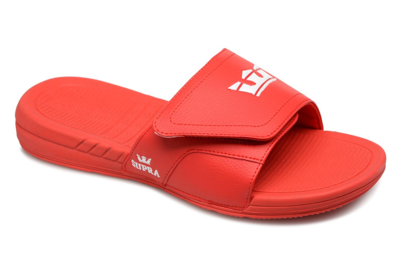 Supra Locker (Rouge) - Sandales et nu-pieds chez Sarenza (315472)