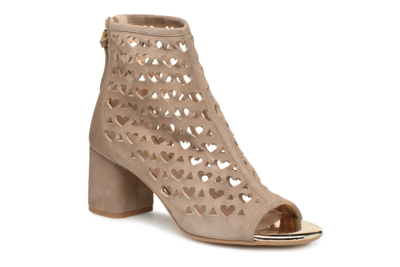 291ba64cfee Boots Jeanne Galeries Lafayette en noir pour femme GH8HUA1Z ...