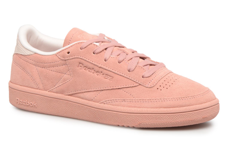 Zapatos promocionales Reebok Club C 85 Nbk (Rosa) - Deportivas   Los últimos zapatos de descuento para hombres y mujeres