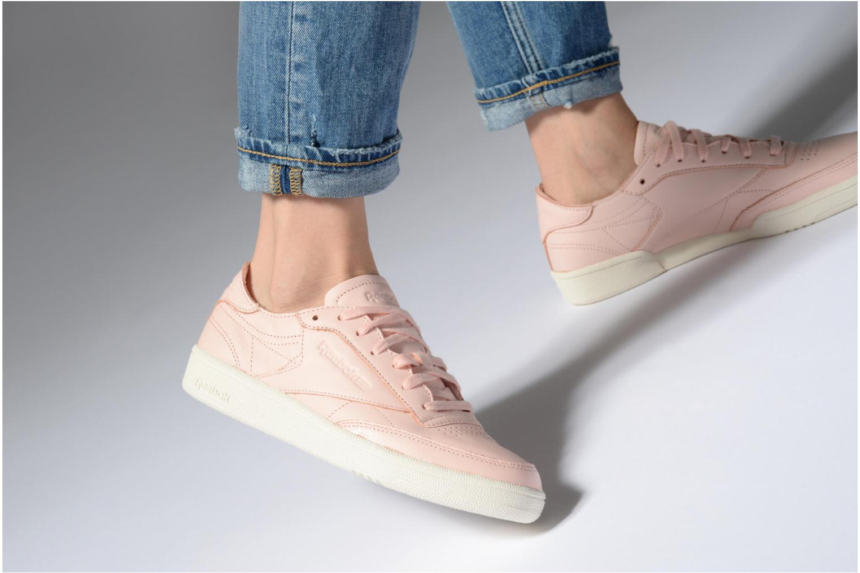 Zapatos promocionales Reebok Club C 85 Dcn (Rosa) - Deportivas   Casual salvaje