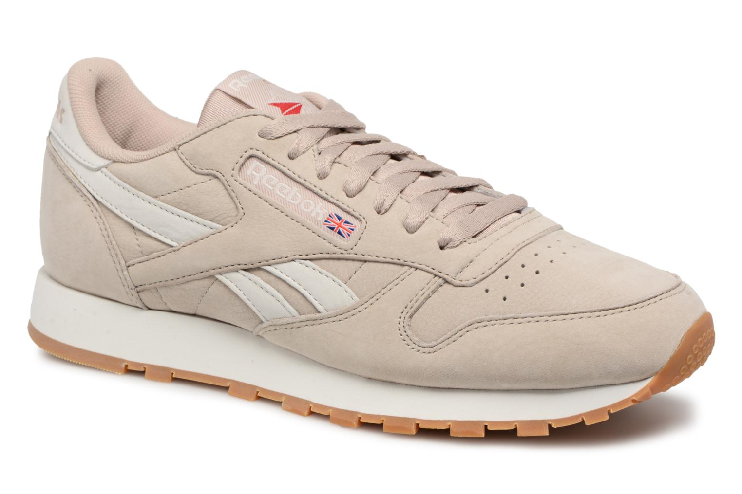 Reebok ClassicLeather Tl (Beige) - Baskets chez Sarenza (315969)