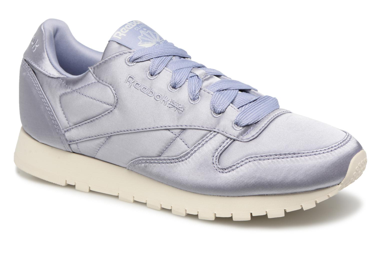ZapatosReebok  ClassicLeather Satin (Violeta) - Deportivas  ZapatosReebok  Zapatos casuales salvajes 8c8621