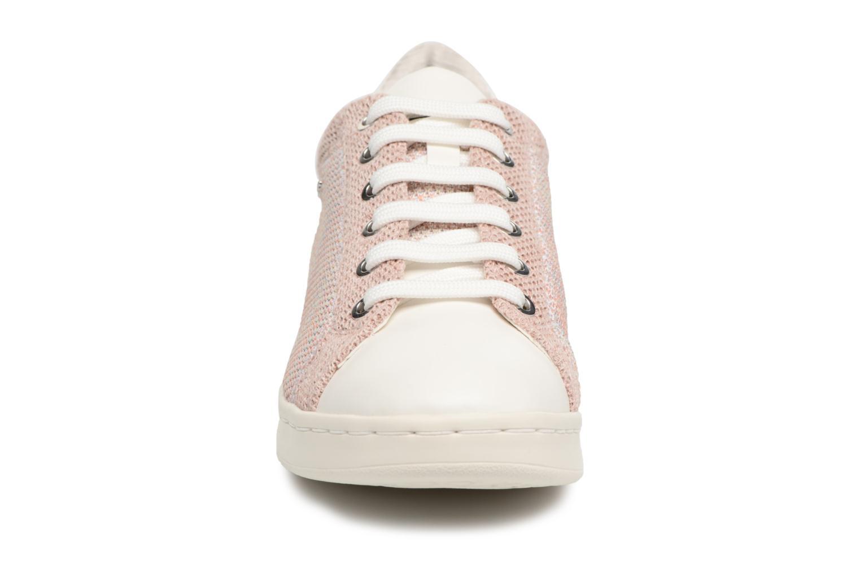 Sneaker Geox D JAYSEN A D821BA beige schuhe getragen