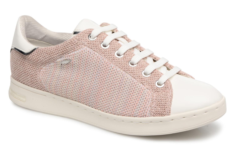 Sneaker Geox D JAYSEN A D821BA beige detaillierte ansicht/modell