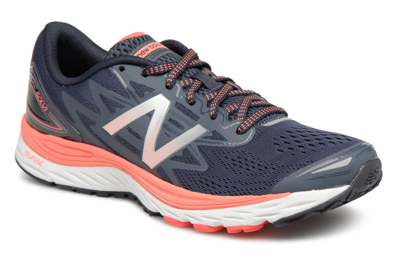 Grandes descuentos últimos zapatos New Balance WSOLV (Azul) - Zapatillas de deporte Descuento