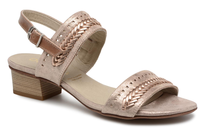 Grandes descuentos últimos zapatos Dorking Lovi 7533 (Oro y bronce) - Sandalias Descuento