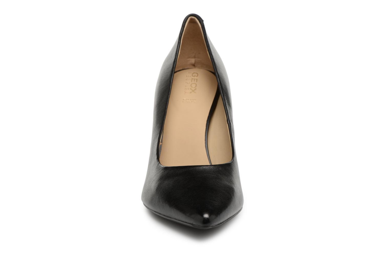 Escarpins Geox D FAVIOLA C D828UC Noir vue portées chaussures
