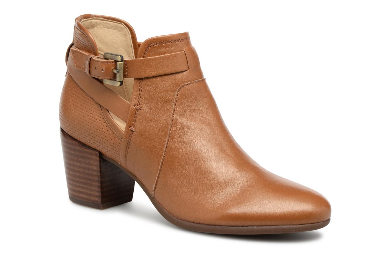 Bottines et boots Geox D LUCINDA B D8270B Marron vue détail/paire