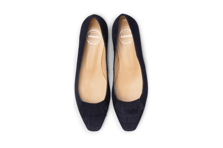 Ballerines Made by SARENZA Bombay Babes Ballerines #1 Bleu vue portées chaussures
