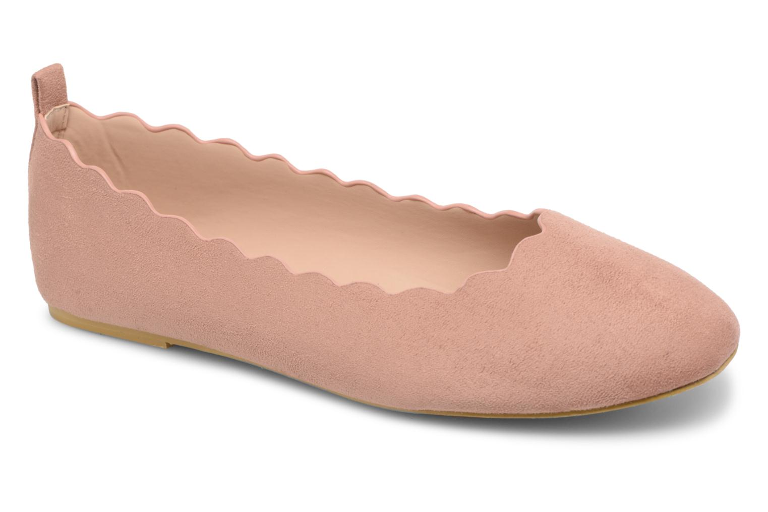 I Love Shoes CAFESTON (Rose) - Ballerines chez Sarenza (316478)