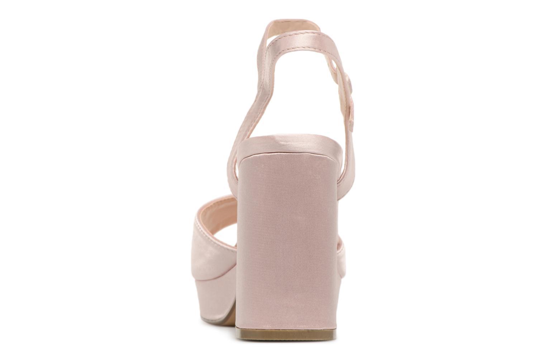 Sandales et nu-pieds I Love Shoes LAPAIX Rose vue droite