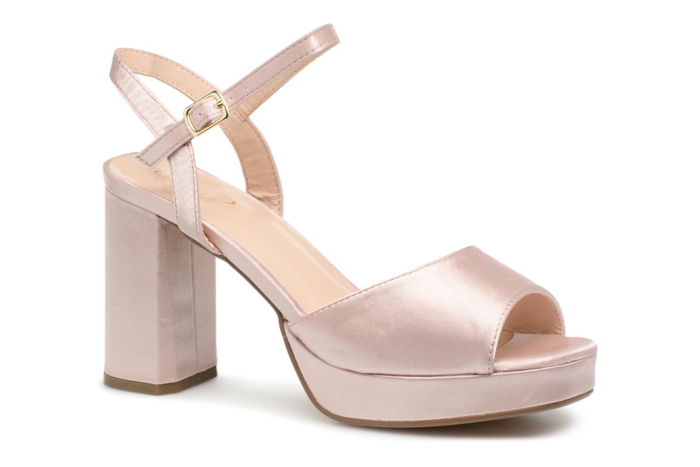 Sandales et nu-pieds I Love Shoes LAPAIX Rose vue détail/paire