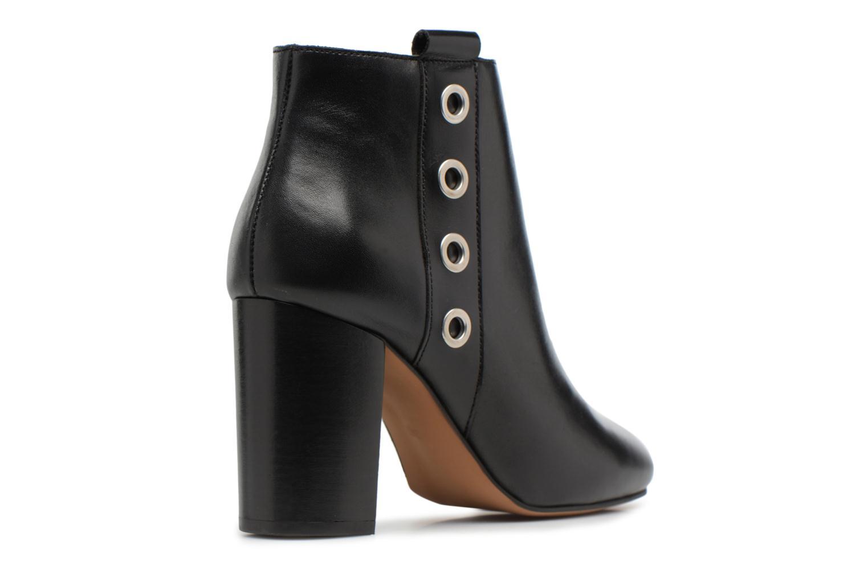 Bottines et boots Made by SARENZA 90's Girls Gang Boots #2 Noir vue face