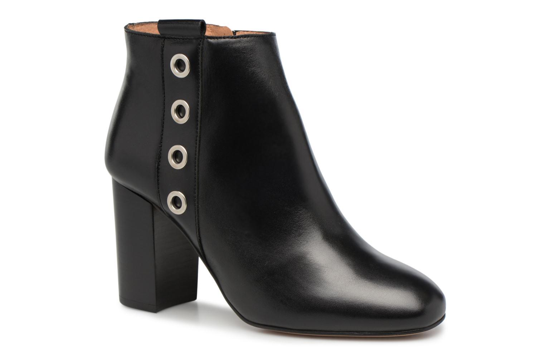 Bottines et boots Made by SARENZA 90's Girls Gang Boots #2 Noir vue droite