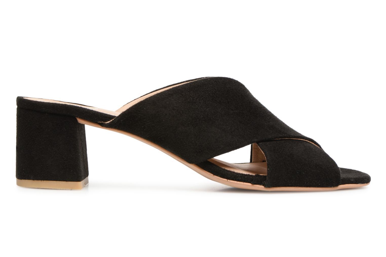 Marques Chaussure femme Made by SARENZA femme 90's Girls Gang Mules #2 Cuir velours noir