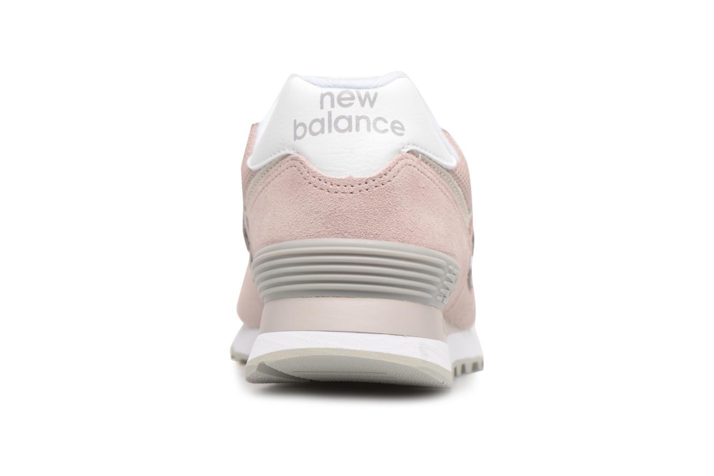 Prijzen Van De Ontruiming New Balance WL574B Roze Keus Te Koop q4Lek3H65E